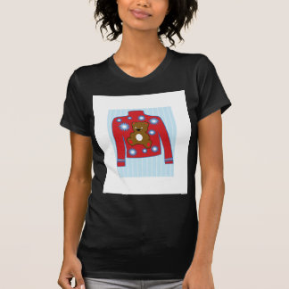Teddy Bear Sweater Tee Shirts