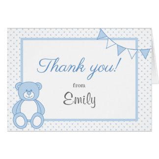 Teddy Bear Thank You Card
