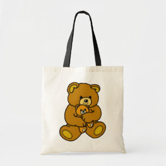 Teddy Bear Tote Bag