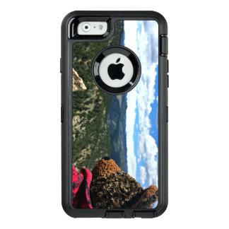 Teddy Bear Tours Colorado Print OtterBox Defender iPhone Case