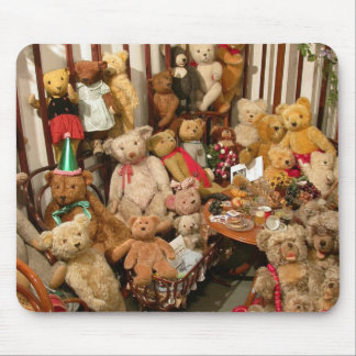 Teddy Bears Collectors Paradise Mouse Pad