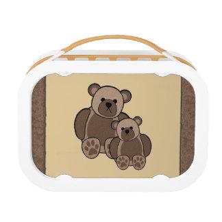 Teddy Bears Lunch Box