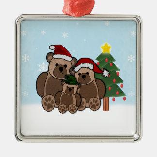 Teddy Bears Ornament