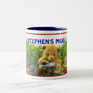 TEDDY BEARS PICNIC  ~ MUG