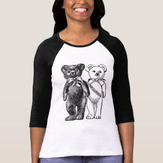 Teddy bears women's T-shirt