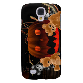 Teddy Bearz Halloween  Samsung Galaxy S4 Cover