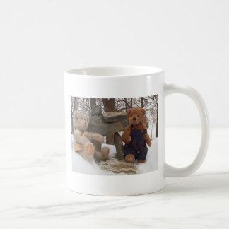 Teddy Couple with Inuksuk Coffee Mug