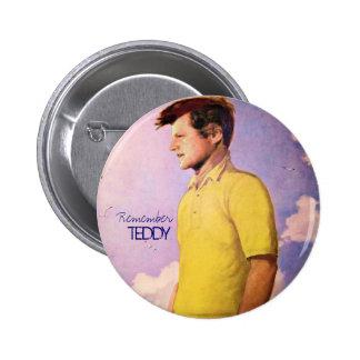 Teddy Kennedy at Cape Cod Button