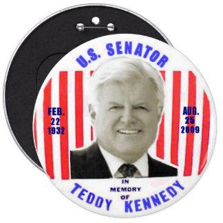 Teddy Kennedy Memorial Button