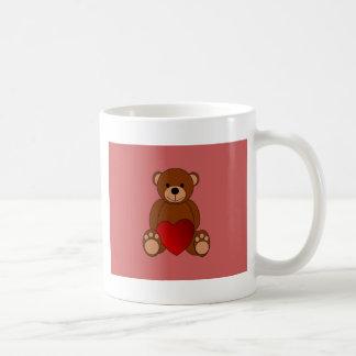 Teddy Love Coffee Mug