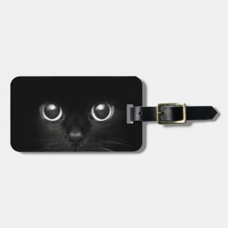 Teddy the Cat Luggage Tag