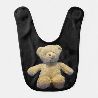 Teddybear Love Bib