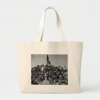 Teddy's Colts Teddy Roosevelt Rough Riders 1898 Tote Bag