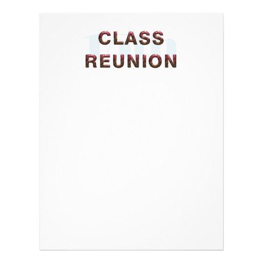 TEE 15th Class Reunion Flyer