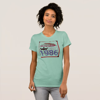 tee 1986 color funny