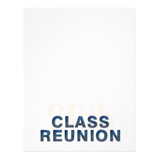 TEE 20th Class Reunion 21.5 Cm X 28 Cm Flyer
