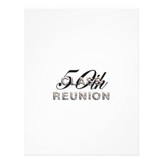 TEE 50th Class Reunion 21.5 Cm X 28 Cm Flyer