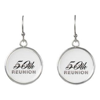TEE 50th Class Reunion Earrings