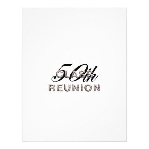 TEE 50th Class Reunion Flyers