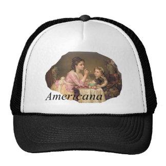 TEE Americana Breakfast Trucker Hat
