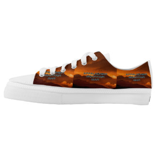 TEE Appalachian Mountain Man Low Tops