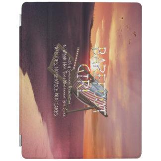 TEE Barefoot Girl iPad Cover