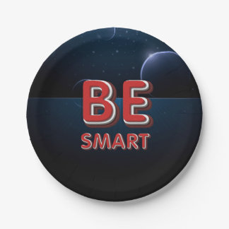TEE Be Smart Paper Plate