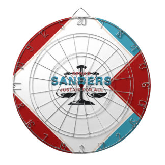 TEE Bernie Sanders for President Dartboard