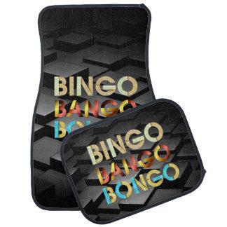 TEE Bingo Bango Bongo Car Mat