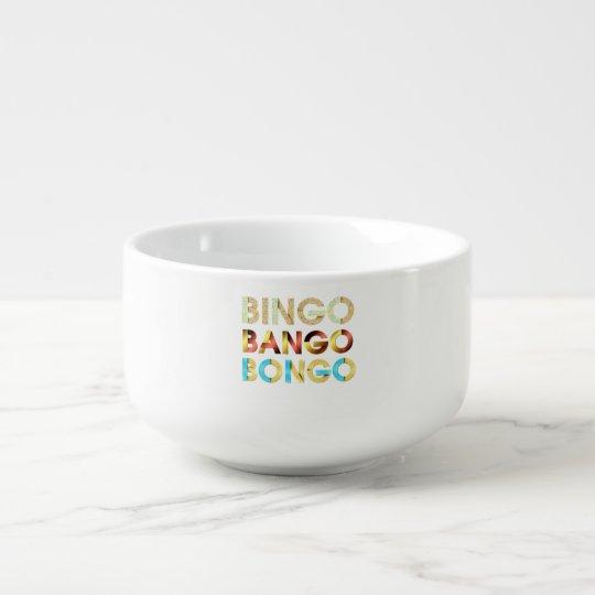 TEE Bingo Bango Bongo Soup Mug