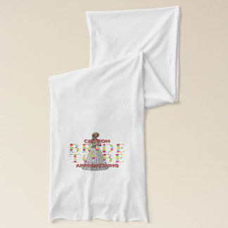 TEE Bride To Be Scarf