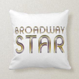 TEE Broadway Star Cushion