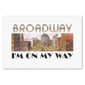 TEE Broadway Star Tissue Paper
