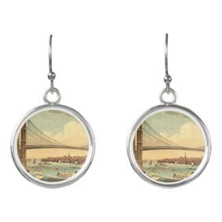 TEE Brooklyn Bridge Earrings
