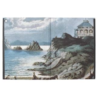 "TEE California Coast iPad Pro 12.9"" Case"