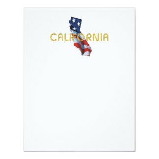 TEE California Patriot Card