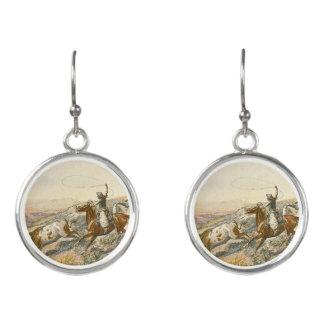TEE Cattle Drive Earrings