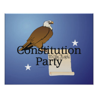 TEE Constitution Party Poster