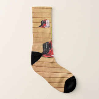 TEE Country Boots Socks
