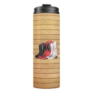 TEE Country Boots Thermal Tumbler