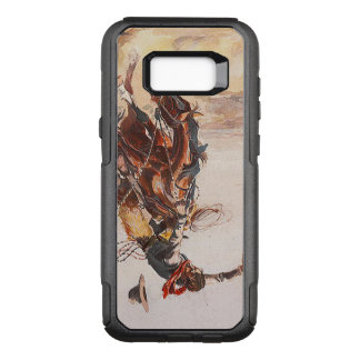 TEE Cowboy Life OtterBox Commuter Samsung Galaxy S8+ Case
