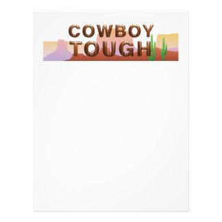 TEE Cowboy Tough Flyer