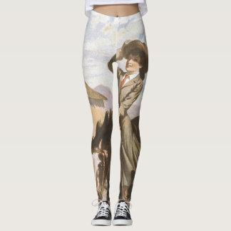TEE Cowgirl OS Leggings