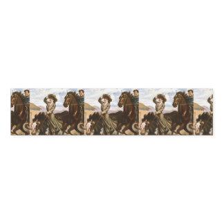 TEE Cowgirl OS Napkin Band
