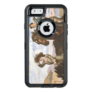 TEE Cowgirl OS OtterBox iPhone 6/6s Case