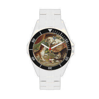 TEE Curious Cat Watches