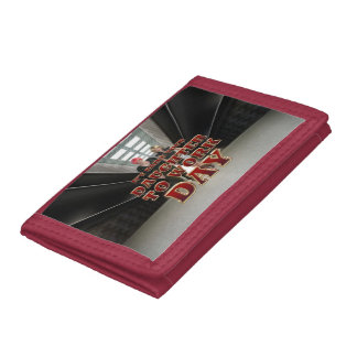 TEE Daughter to Work Day Tri-fold Wallet