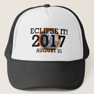 TEE Eclipse It 2017 Trucker Hat