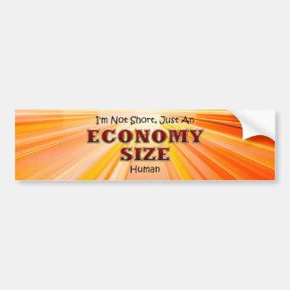 TEE Economy Size Bumper Sticker