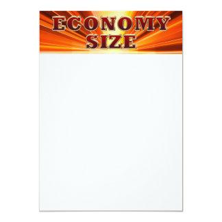 TEE Economy Size Card